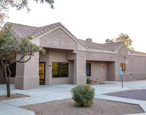 Buena Vista Recovery office