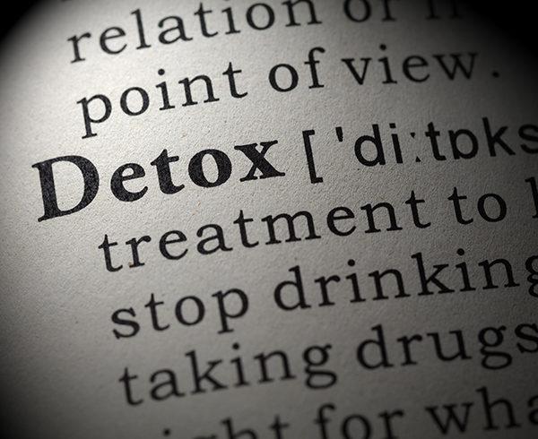 Detox prescription
