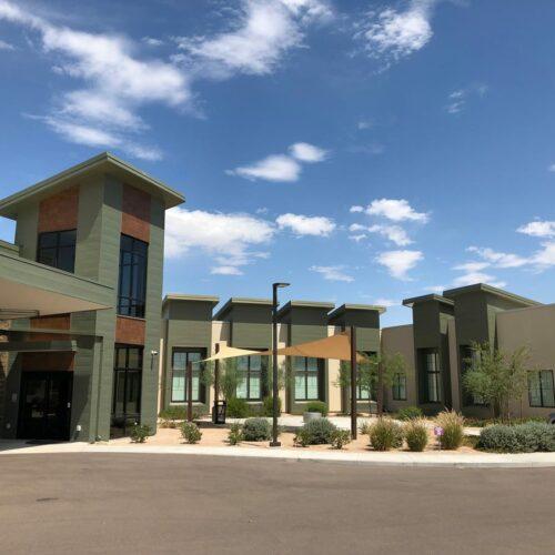 Outside of Chandler, Arizona Facility